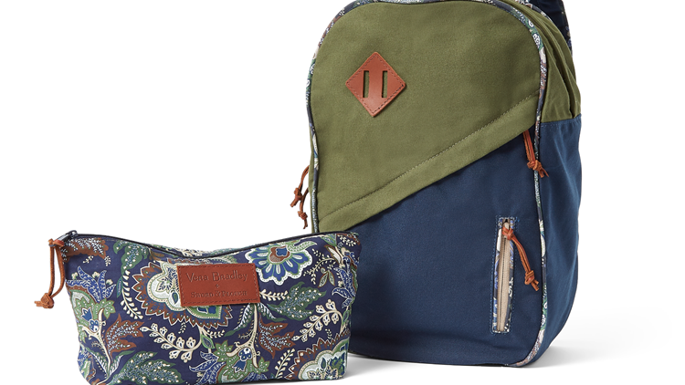 Vera Bradley teams up with Sword & Plough for Veterans Day gear
