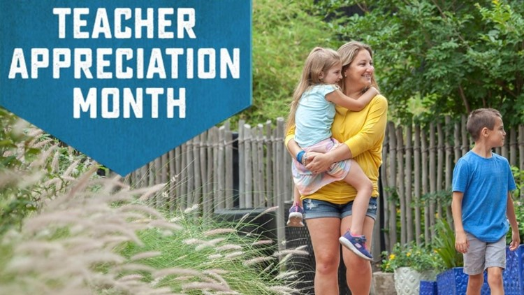 San Antonio Zoo offering free admission to teachers in August