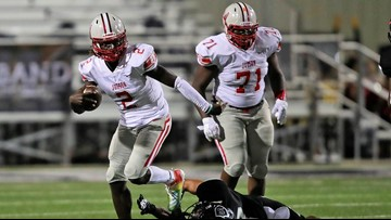 No. 1 Judson outscores No. 3 Steele 51-48 in wild District 26-6A opener
