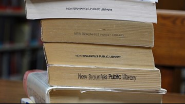 New Braunfels library to go fine-free in February