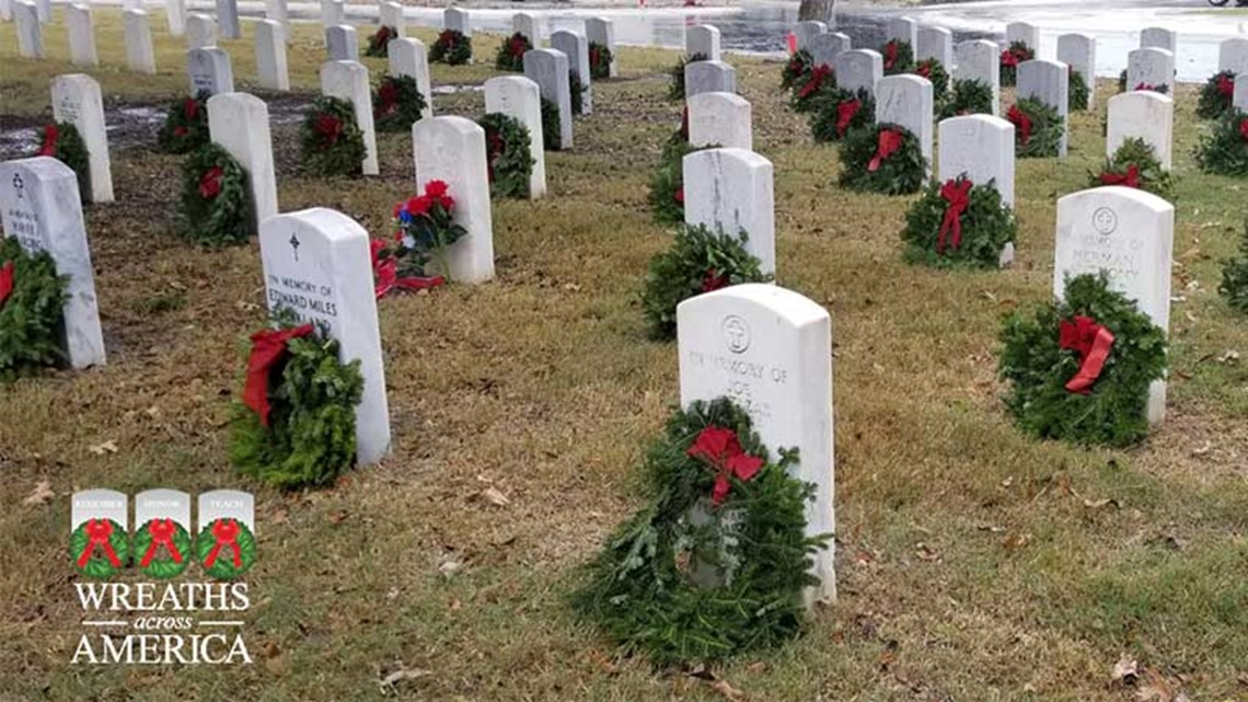 Wreaths Across America honors our veterans | KENS Cares