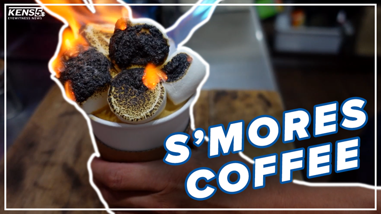 Toasted marshmallows on top of your coffee?! This San Antonio business goes all out | Everything 210