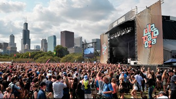 Festival travel: Escape from San Antonio to Chicago for Lollapalooza