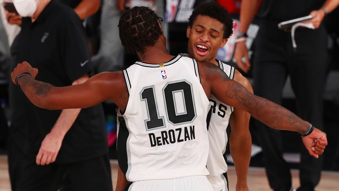 BIG FUN POD: The Bubble Spurs are finding their way