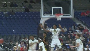 Cole boys basketball falls in state semifinals