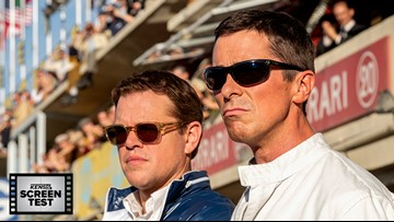 'Ford v Ferrari' Review: Racecar drama isn't quite as gripping in its story as it is thrilling on the track