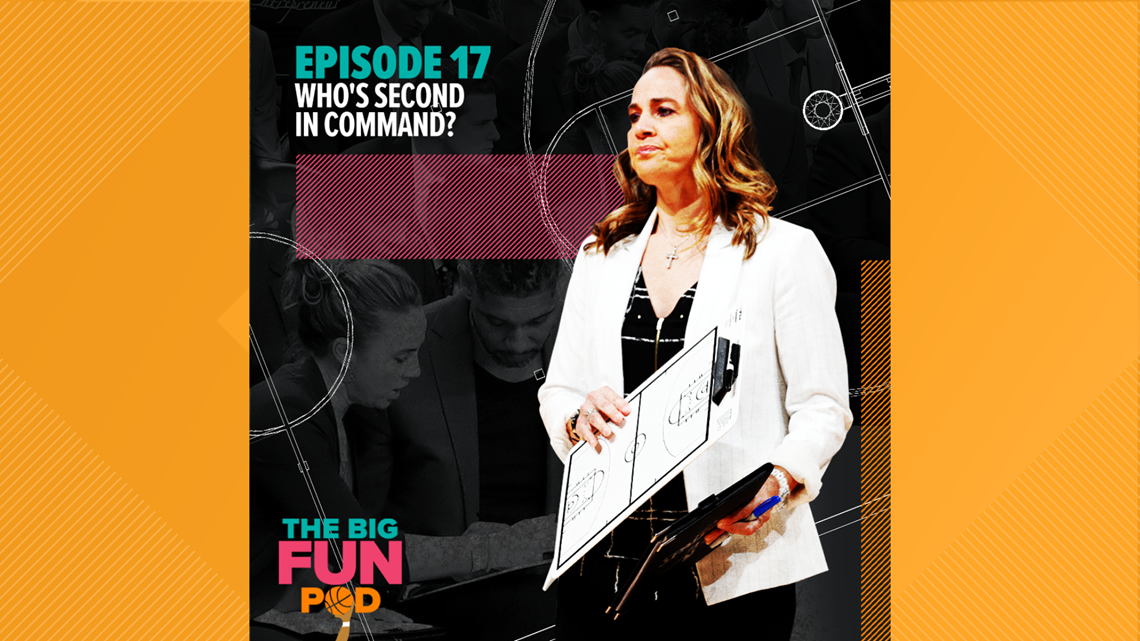 Who's Second in Command? | The Big Fundamental Spurs Podcast
