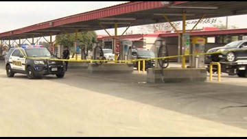 One person taken to hospital following west side shooting at car wash
