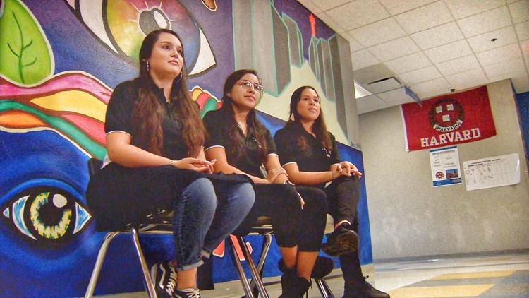 Students seek voices of relevance with high school club | Kids Who Make SA Great