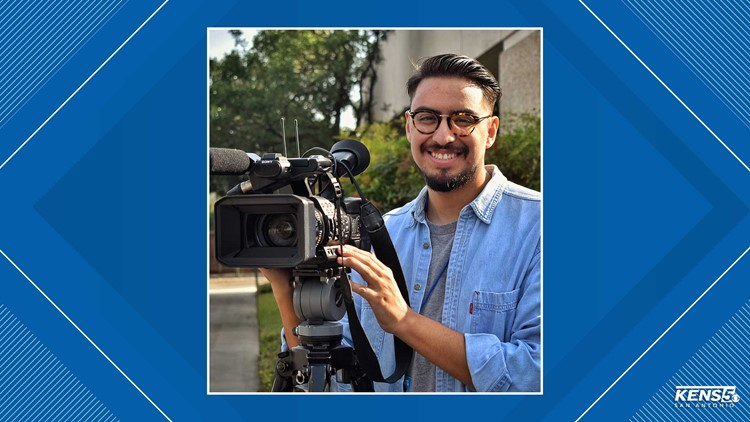 Meet the KENS 5 Team: Alex Castillo