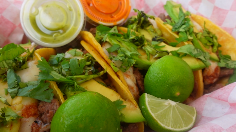 Craving authentic Mexican tacos, sopes? This food truck has them