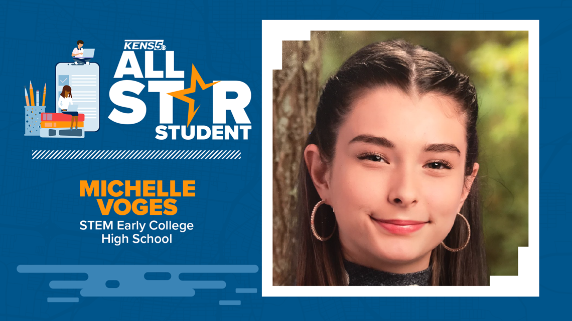 Harlandale ISD junior is focused on making a positive impact | All-Star Student