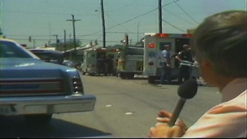 Deadly Battle of Flowers parade shooting remembered 40 years later