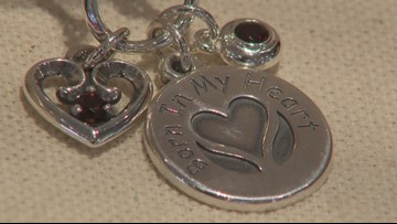 FOREVER FAMILY: SA jewelry store sells charm honoring one of the best things a family can do