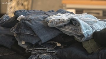 Jeans for teens collection drive underway to help homeless youth
