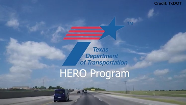 Need roadside assistance? TxDOT program helps stranded highway motorists for free