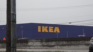 Live Oak prepares for new IKEA opening
