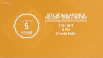 Friday 5: Holiday season kickoff