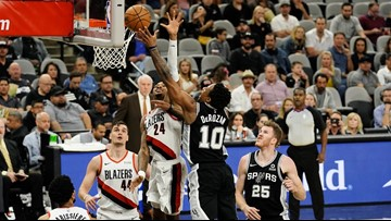 SPURS GAMEDAY: Silver and Black looking to bounce back at home