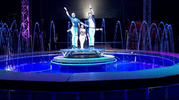 Cirque Italia returns to San Antonio for a second year