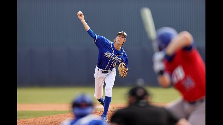 St. Mary's baseball sweeps Lubbock Christian in doubleheader