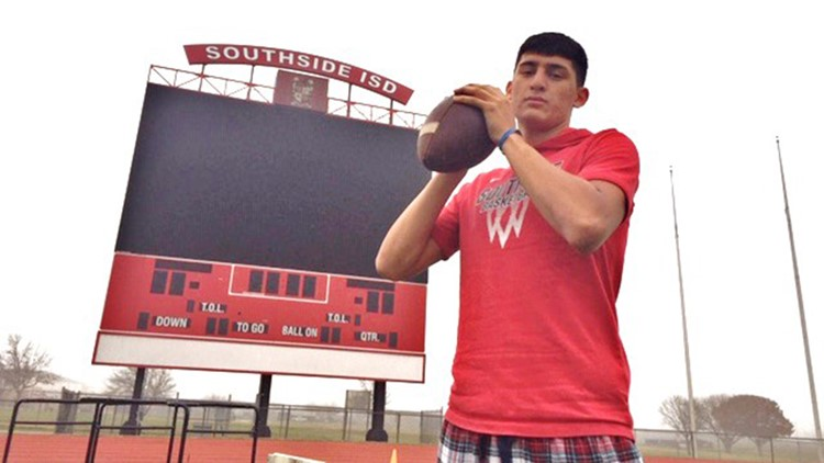 The word is out: Southside QB Richard Torres is a bona fide FBS prospect