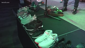 Local church changing lives, one shoe at a time