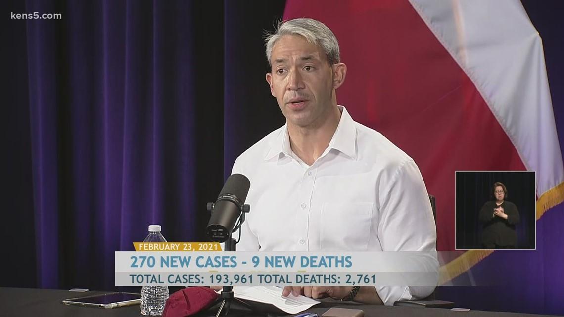 San Antonio leaders report 270 more coronavirus cases; data still impacted by last week's storms