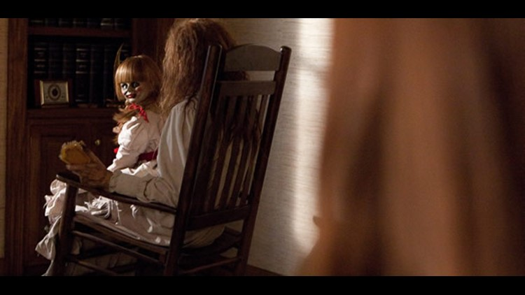 the conjuring sc