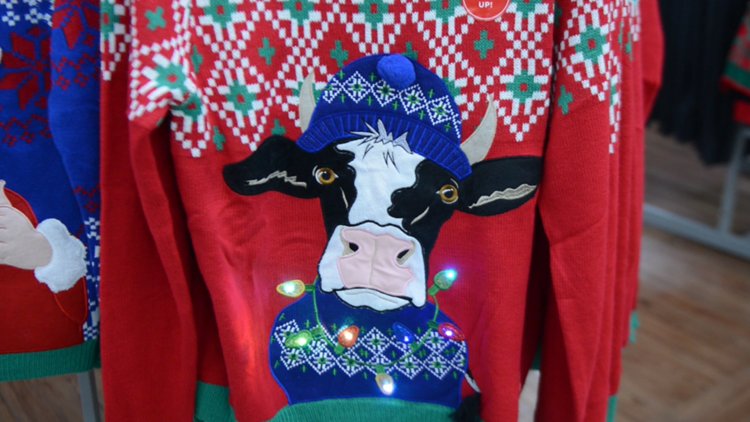 Where To Grab Your Ugly Christmas Sweaters Kens5 Com