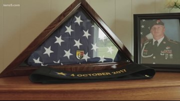 Gold Star family honored Memorial Day weekend