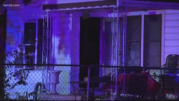Woman escapes fire caused by electrical short in back bedroom