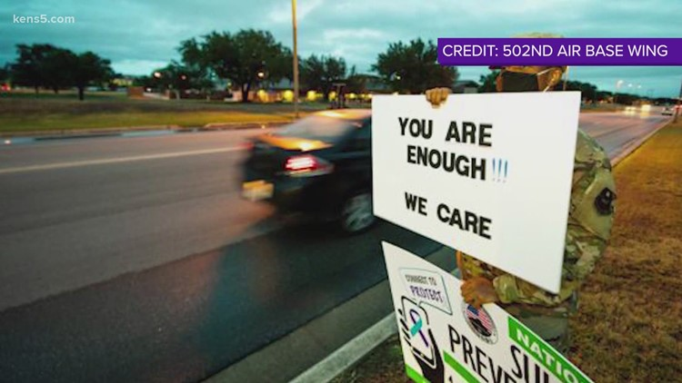 Mission SA: 'We Care' message shared during National Suicide Prevention month