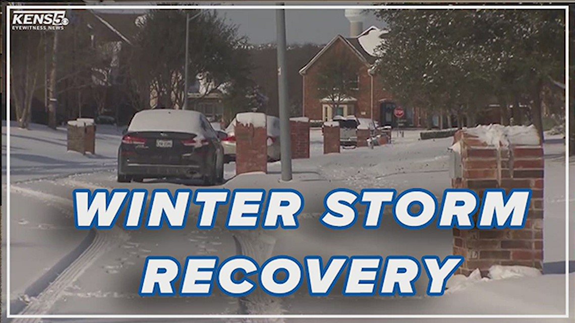Winter storm's supply chain disruptions affect Texas families