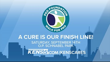 Seeking a cure with Walk for PKD | KENS Cares