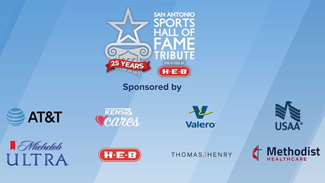 KENS CARES: San Antonio Sports Hall of Fame ceremony canceled