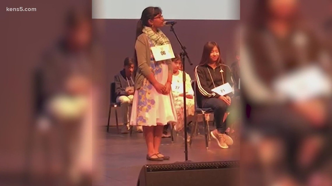 Champion speller learns the language of persistence   Kids Who Make SA Great