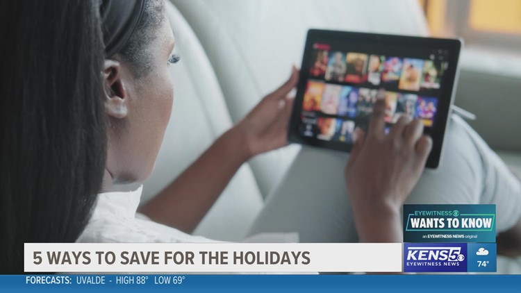5 tips to save $60 a week before the holidays