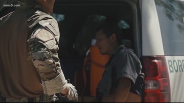 Seeking Asylum: Riding along with Border Patrol in McAllen