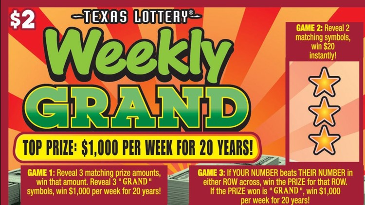 Live Oak Resident Wins 1 000 Per Week For 20 Years From