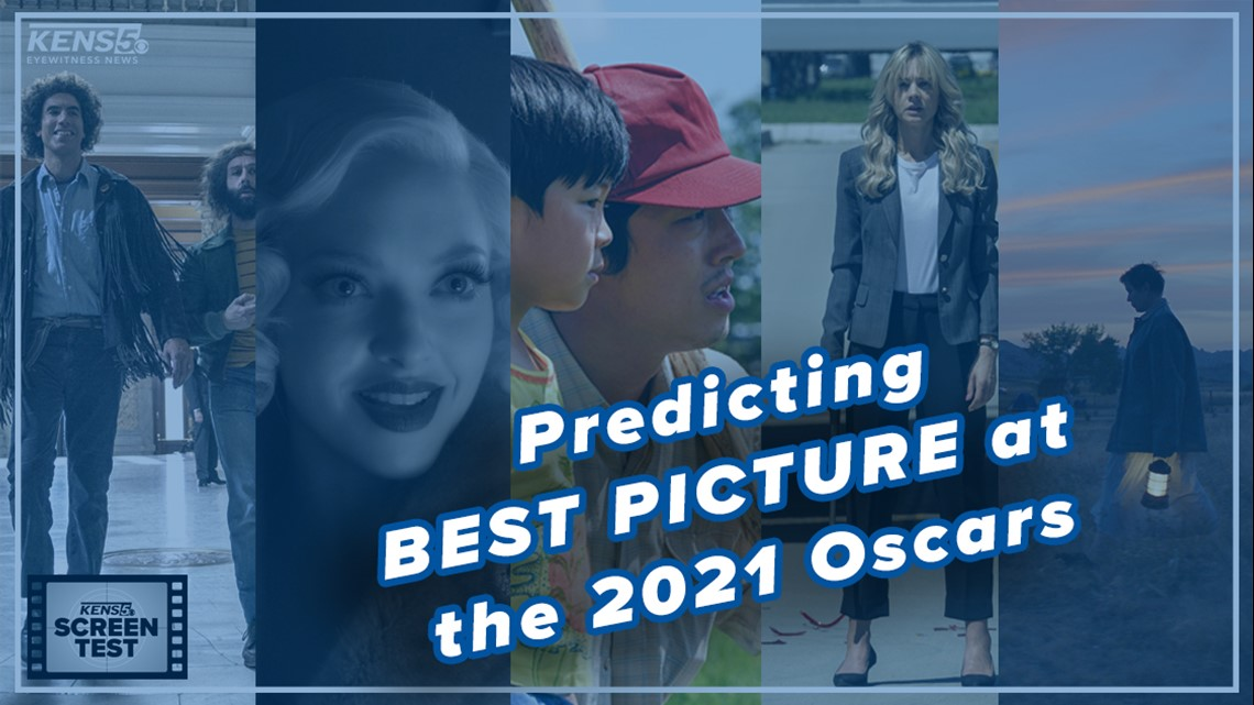 Breaking down the Best Picture race at the 2021 Academy Awards | Screen Test