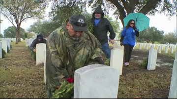 SA wreath laying ceremony set for December 15