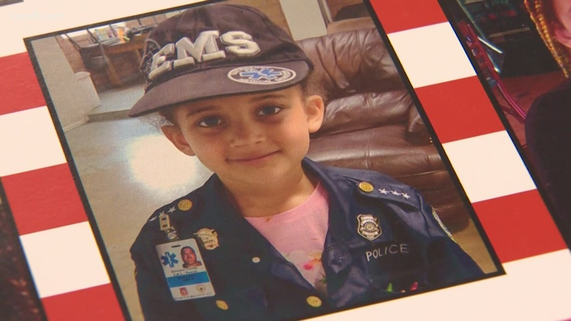 6-year-old girl honored for saving siblings from house fire   Kids Who Make SA Great