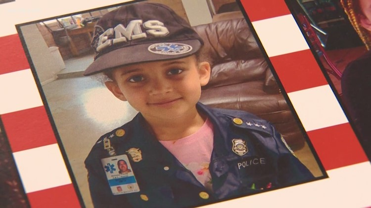 6-year-old hero honored for saving siblings in fire | Kids Who Make SA Great