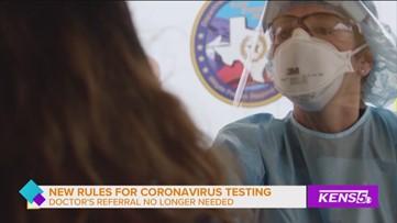 GREAT DAY SA: New rules for coronavirus testing
