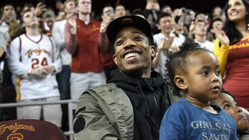 Spurs guard DeMar DeRozan talks with sport psychologist to help others with mental wellness