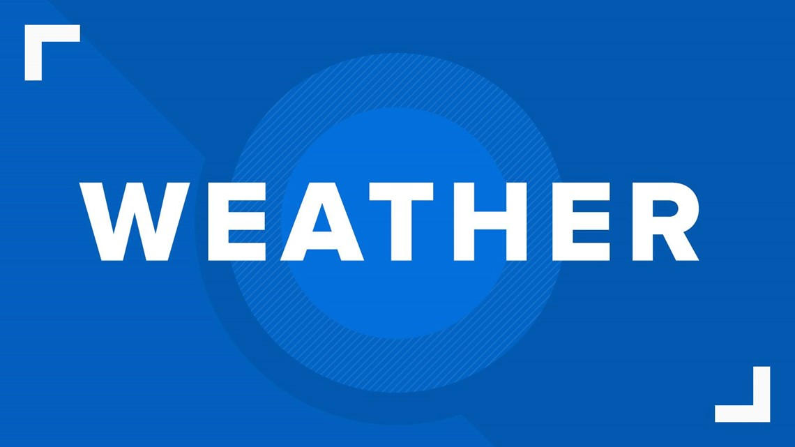 First Alert Forecast: Bye-bye rain, hello sunshine