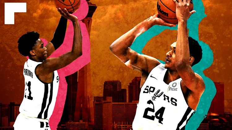 BIG FUN POD: Answering your Spurs questions from Las Vegas Summer League