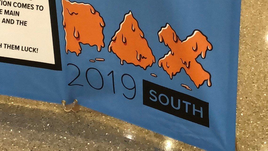 Game On! PAX South gamers convention kicks off in San Antonio