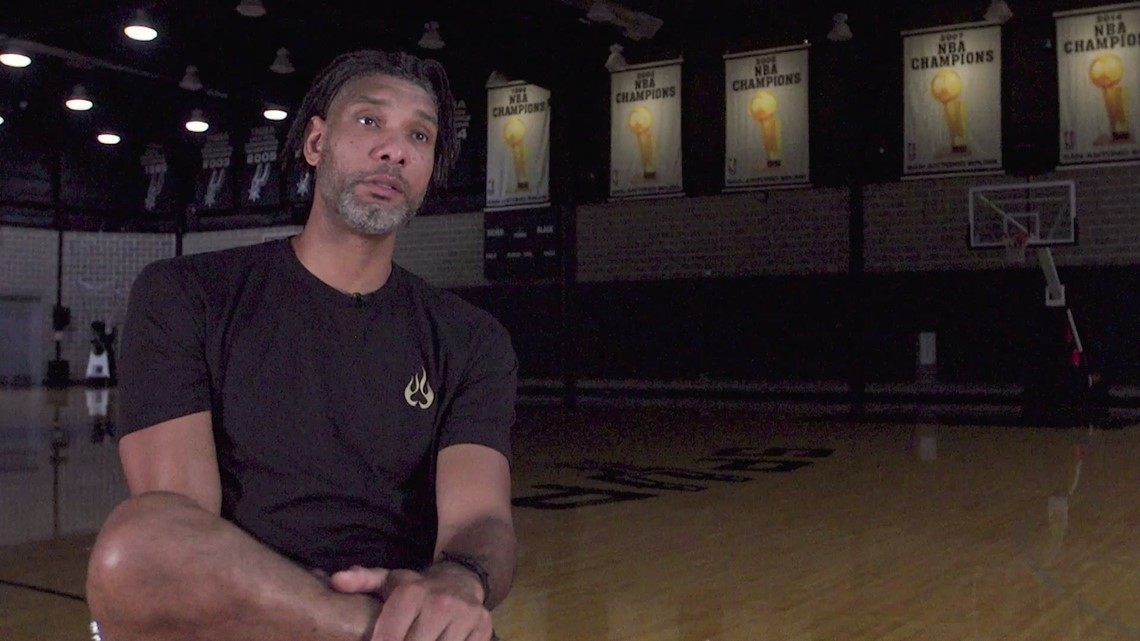 'I appreciate the entire journey' | Tim Duncan speaks ahead of Hall of Fame induction